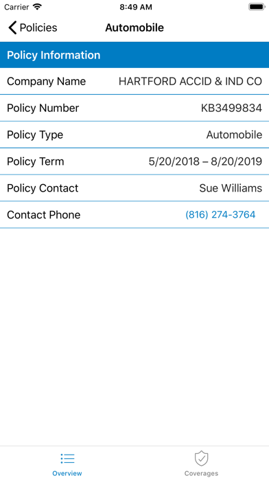 点击获取Carolina Insurance Group of SC