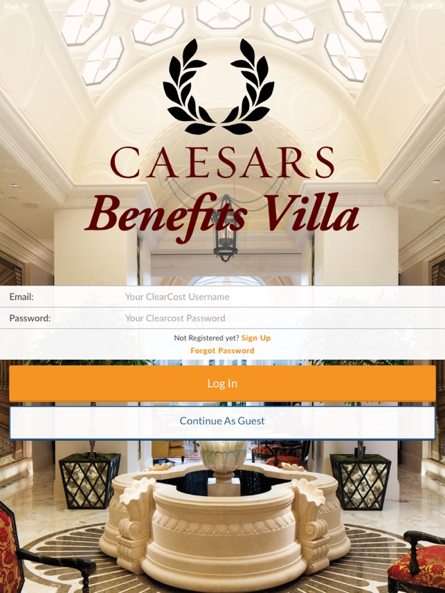 caesars benefits