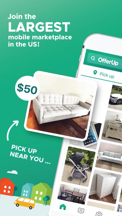 OfferUp - Buy  Sell  Simple  - Revenue & Download estimates - Apple