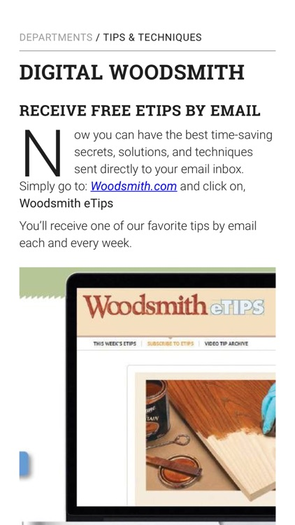 Woodsmith screenshot-4