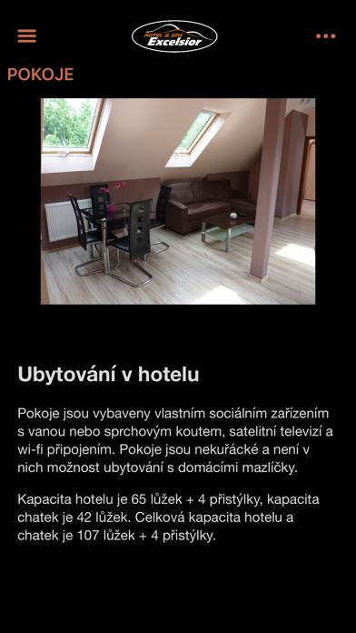 Hotel Excelsior screenshot 2
