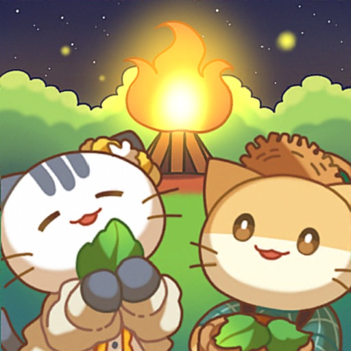 Cat Forest : Healing Camp icon