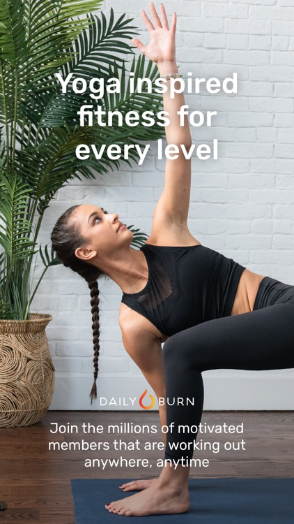Yoga Workouts by Daily Burn