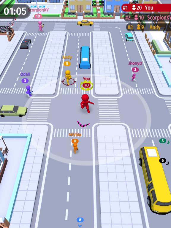 Move.io - Move Stop Move screenshot 9