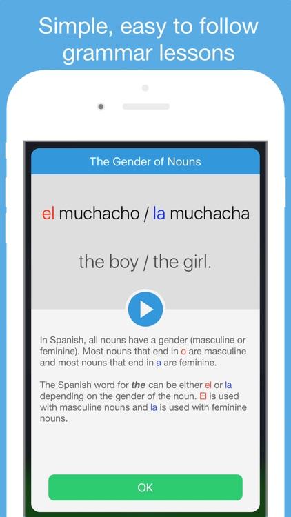 ¡Learn Spanish!