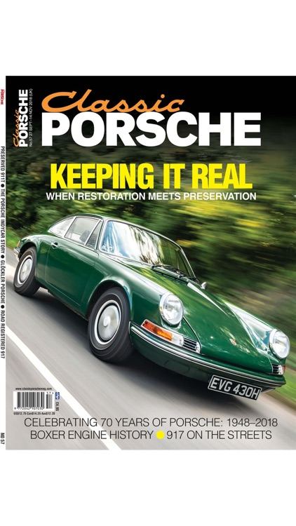Classic Porsche Magazine screenshot-4