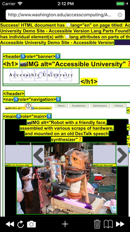 a11yTools - Web Accessibility screenshot-1