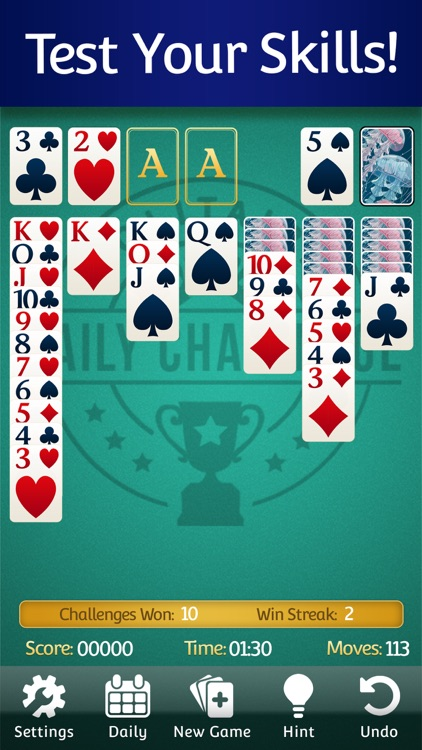 Solitaire ⁂ screenshot-6