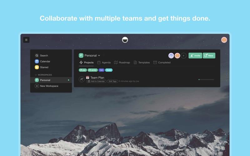 Taskade - Manage anything! for Mac