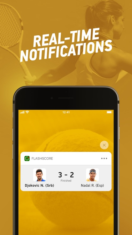 FlashScore - live scores screenshot-7