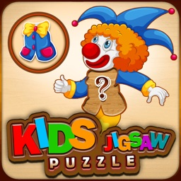 Kids Jigsaw - Toddler Puzzles