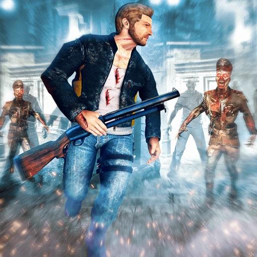 Dark City Zombie Shooting 3D icon