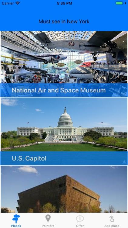 Tourism in Washington screenshot-4