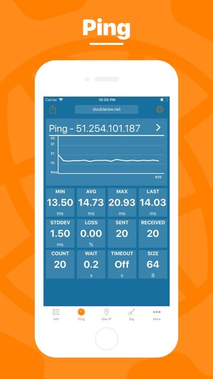 Network Utility screenshot-3