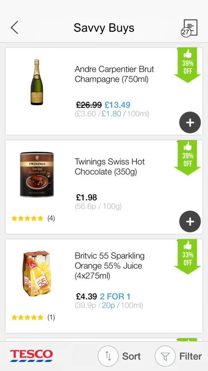 mySupermarket – Shopping List screenshot-2