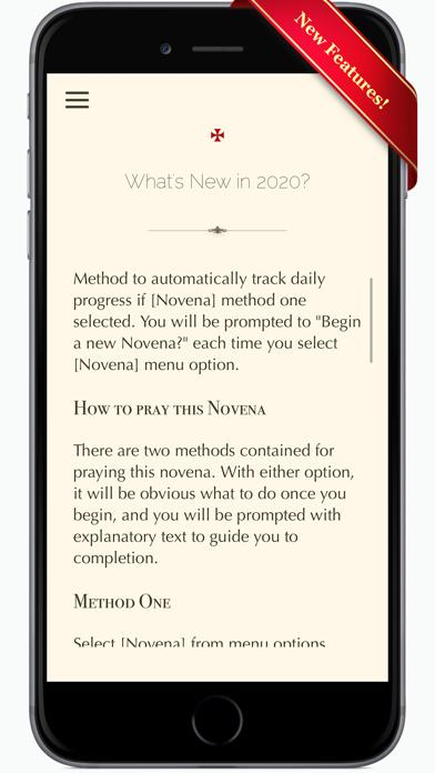 NovenaRD screenshot four