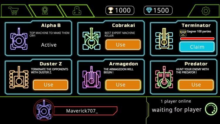Tank battle io multiplayer screenshot-3