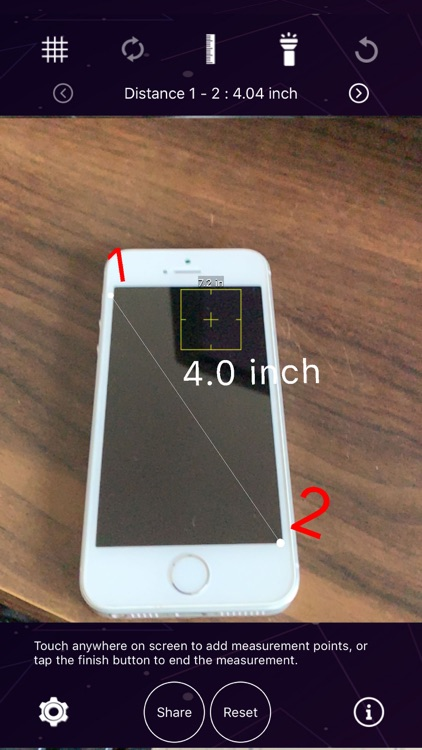 Easy Distance Measure AR screenshot-3
