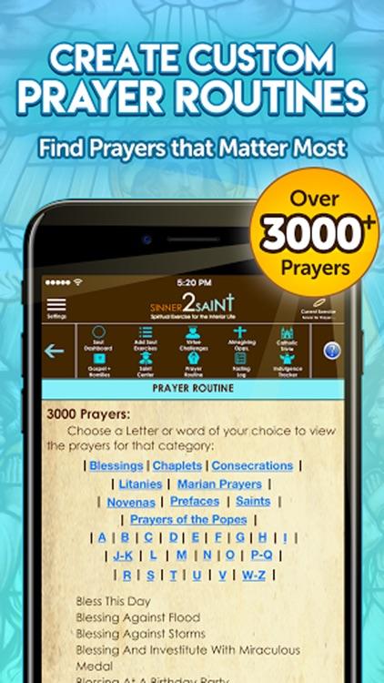 Sinner2Saint Best Catholic App screenshot-8