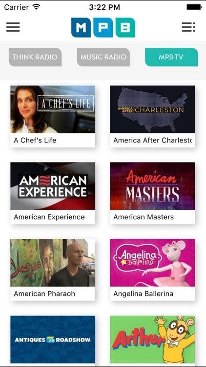 MPB Public Media App screenshot-3