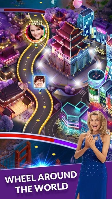 Wheel of Fortune: Show Puzzles screenshot four