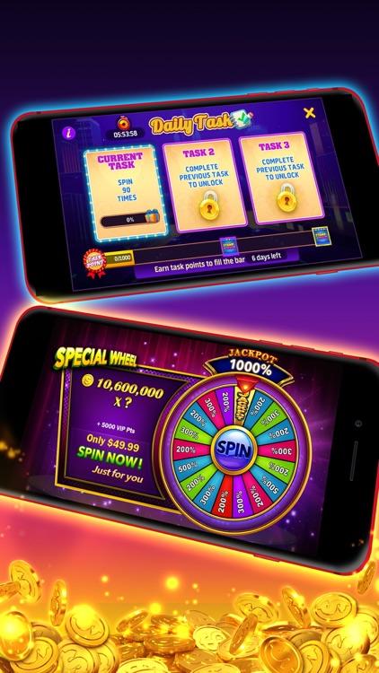 Classic Slots - Casino Games screenshot-6