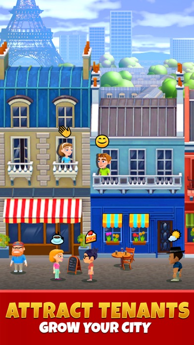Idle Property Manager Tycoon screenshot 3