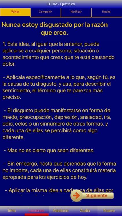 UCDM - Ejercicios screenshot-3