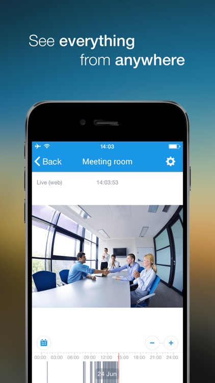 Video Surveillance Ivideon by Mobile Video Solutions