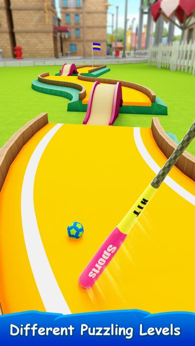 Mini Golf 2020: Club Match Pro screenshot one