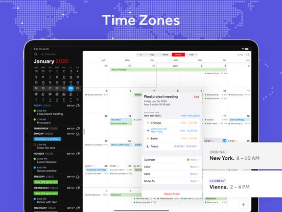 Fantastical - Calendar & Tasks screenshot 12