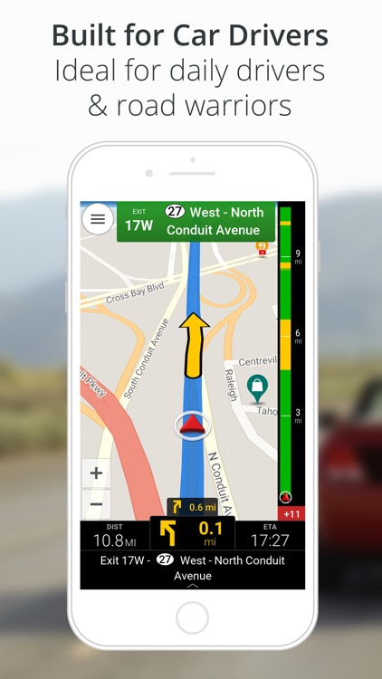 CoPilot GPS Navigation screenshot-0