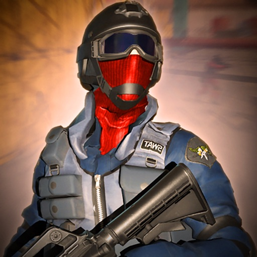 Swat Shooter Counter Warrior