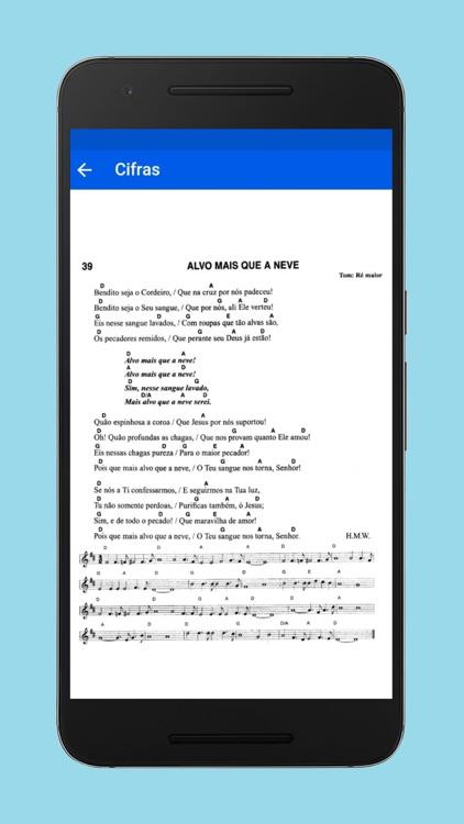Harpa Cristã Hinos Pro screenshot-4