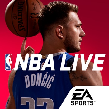 NBA LIVE Mobile Basketball Logo