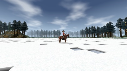 Screenshot from Survivalcraft 2