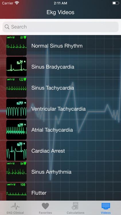 EKG Clinical screenshot-7