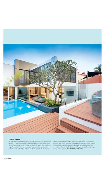 Backyard & Garden Design Ideas screenshot-3