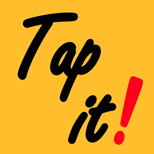 Tap It! Don't Screw Up