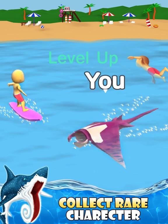 Shark Attack -Simulator games screenshot 9