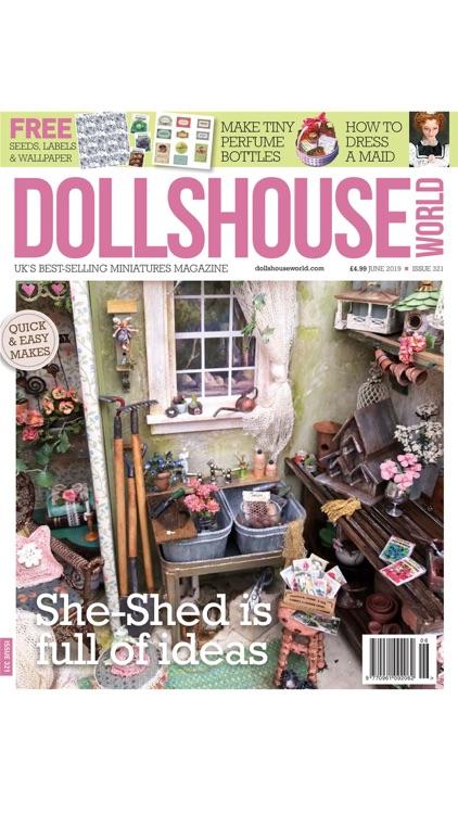 Dollshouse World Magazine