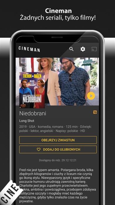 Cineman screenshot 5