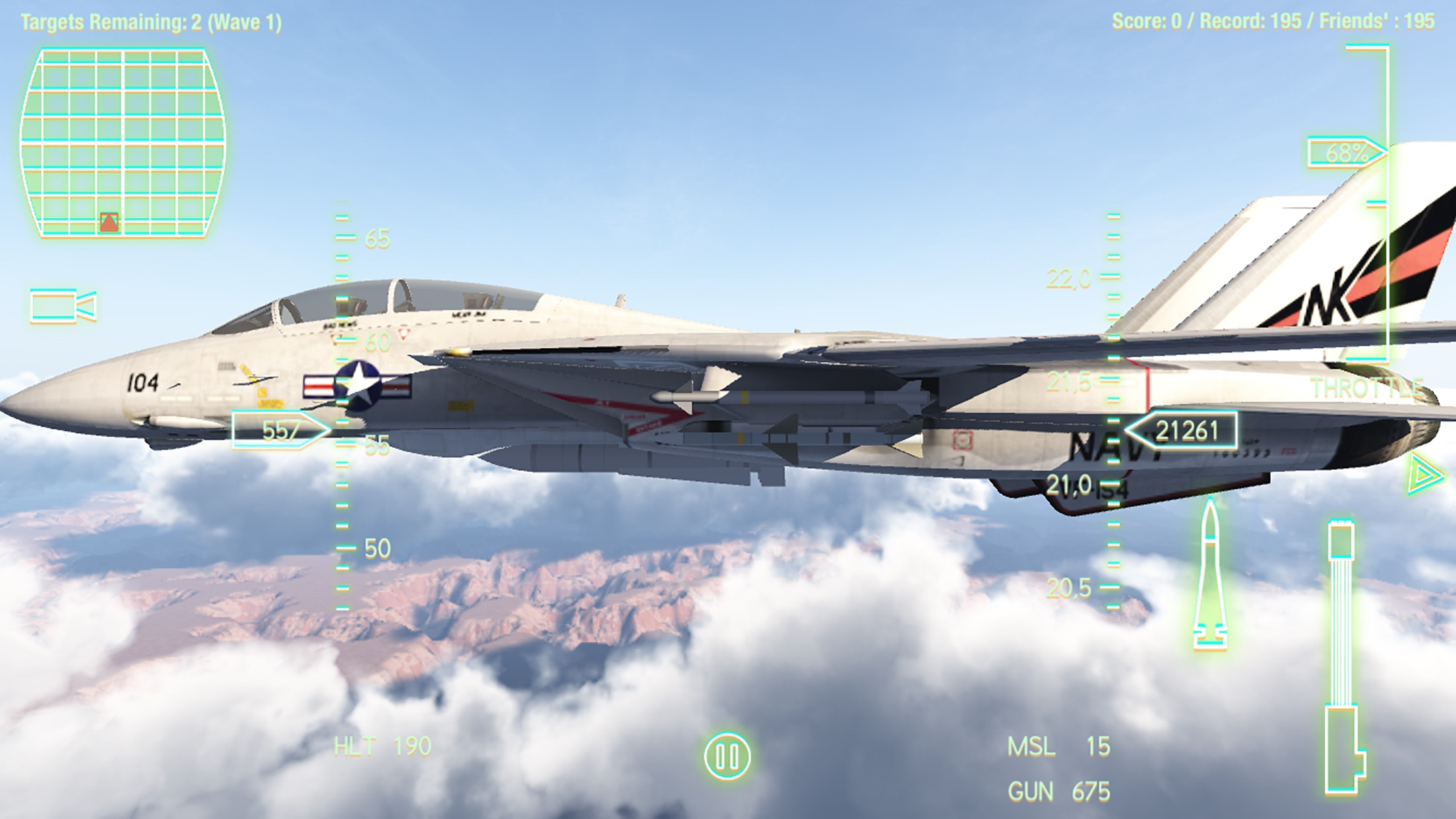 Alliance: Air War Screenshot