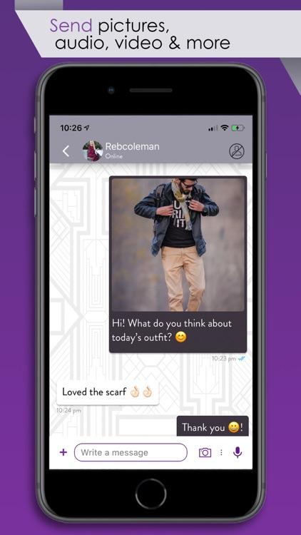 Styler - Fashion & Dating screenshot-8