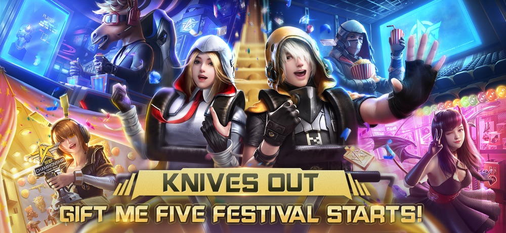 Knives Out Cheat Codes