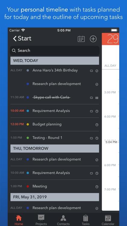 Task Office: to-do, calendar screenshot-9