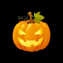 Pumpkin Face - Jack-O'-Lantern