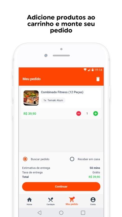 Yobu Sushi screenshot 4