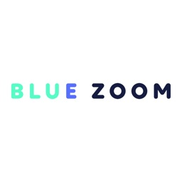 Blue Zoom - A to B in 1..2..3