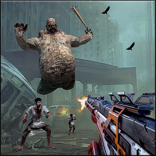 Zombie War Sniper Survival iOS App